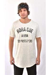 Camiseta Bora Bora Arco Masculina - Masculino