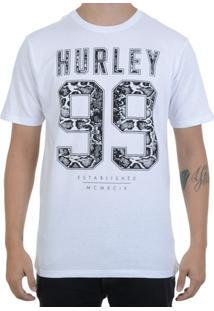 Camiseta Hurley 99 Established - Masculino