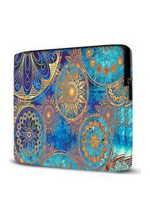 Capa Para Notebook Filtro Dos Sonhos Amuleto 15.6 À 17 Polegadas Com Bolso