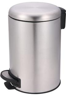 Lixeira Safira 20L Mor - Multistock