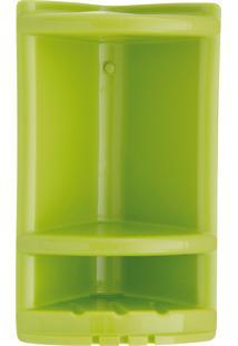 Cantoneira Para Banheiro Astra Kant1 Multiuso Plástico