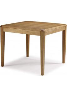 Conjunto Com Mesa Quadrada E 4 Cadeiras Assento Estofado Casa E Jardim Móveis Jatoba
