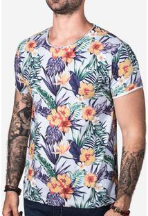 Camiseta Tropical Sky 102814