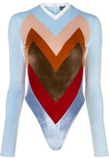 Y/Project Body Color Block - Azul