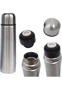 Garrafa Termica Inox 500Ml Inquebravel