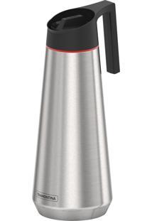 Bule Térmico Tramontina 61638100 Exata 1 Litro Aço Inox