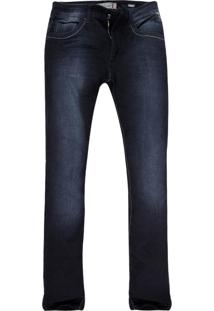 Calça Jeans Khelf Slim Stretch Azul