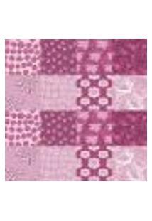Papel De Parede Autocolante Rolo 0,58 X 3M - Azulejo Floral 284996810