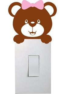 Adesivo Para Interruptor Ursinha