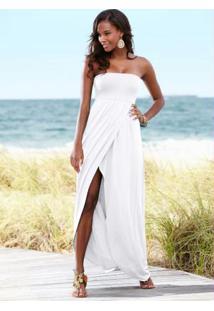 d0e5d6c822 Vestido Bonprix Com Fendas feminino