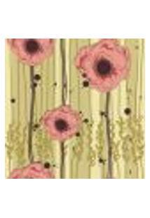 Papel De Parede Adesivo - Floral - 142Ppf