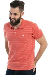 Camisa Polo D'Affari Listrada Masculina - Masculino