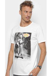 Camiseta Redley Guitar Lady Masculina - Masculino