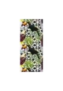 Adesivo Decorativo De Porta - Tucanos - 1702Cnpt