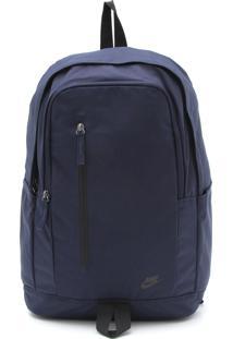 Mochila Nike Sportswear 28L Azul-Marinho