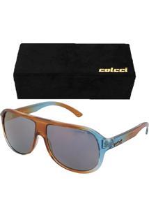 Óculos De Sol Marrom Multicolorido masculino   Moda Sem Censura 265fd71cf0