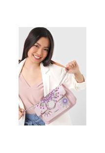Bolsa Desigual Across Body Bag Luna Rosa