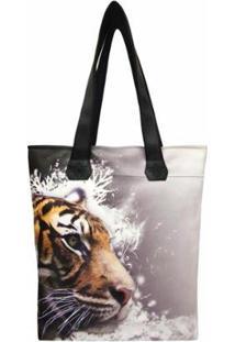 Bolsa Selva Feminina Tigre Magicc - Feminino