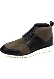 Bota The Box Project Cies Masculina - Masculino-Verde