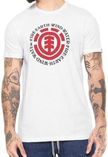 Camiseta Element Seal Ss Masculina - Masculino