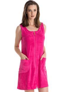 Robe Borboleta Rosa Maravilha/G