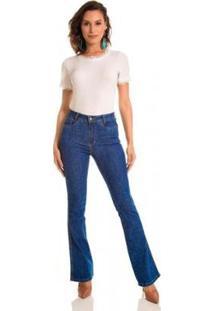 Calça Jeans Zait Flare Mila - Feminino
