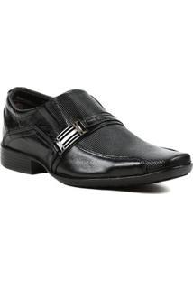 Sapato Casual Elétron - Masculino-Preto