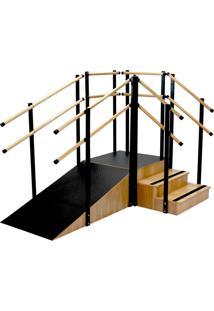 Escada De Canto Reabilitação Arktus Pa00641A Classic Antiderrapante