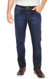 Calça Jeans Mr Kitsch Slim 9138 Azul
