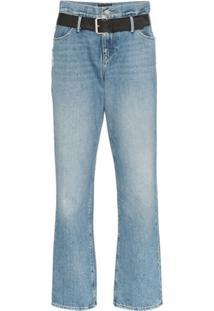 Rta Calça Jeans Boyfriend Dexter - Azul
