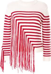 Portspure Suéter Com Tassel - Branco