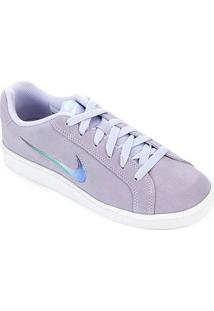 Tênis Nike Wmns Court Royale Feminino - Feminino-Cinza