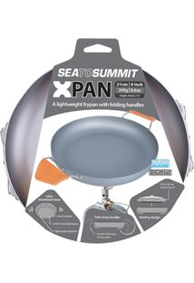 Frigideira Em Alumínio X-Pan Com Alças De Silicone Para Camping - Sea To Summit 803208