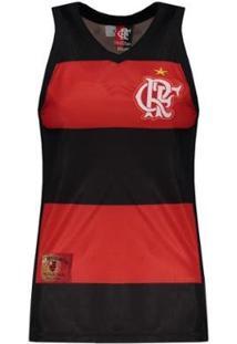 Regata Flamengo Dry Hoop Feminina - Feminino