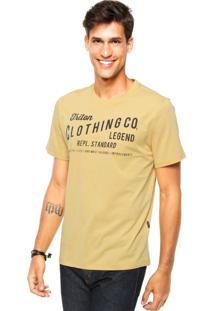 Camiseta Triton Standard Amarela