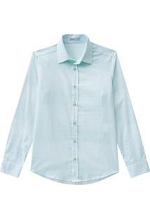 Camisa Slim Flamê Malwee