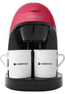 Cafeteira Cadence Single Colors Rosa Doce - 127V