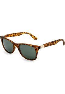 Óculos De Sol - Feminino-Marrom