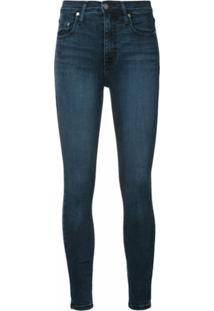Nobody Denim Calça Jeans Skinny Ankle Rebel - Azul