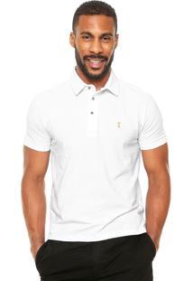 Camisa Polo Sergio K Slim Branca