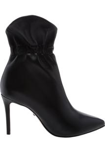 Bota Salto Frown Black | Schutz