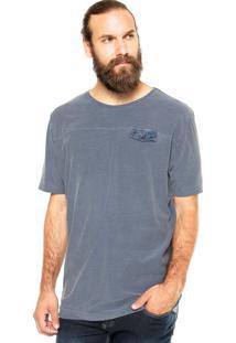 Camiseta Aramis Jeans Azul