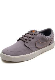 Tênis Nike Sb Sb Portmore Ii S Cinza