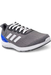 Tenis Masc Adidas Bb3585 Cosmic 2 M Cinza Escuro/Branco/Azul