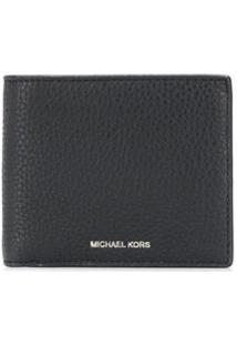 Michael Kors Collection Carteira Greyson - Preto