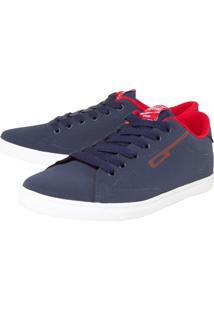 Sapatênis Coca Cola Shoes Clássico Azul