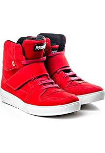 Tênis Sneaker Rock Fit Couro - Feminino