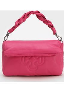 Bolsa Capodarte Velutto Pink
