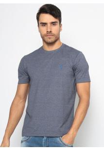 Camiseta Lisa- Azul Marinhoaleatory
