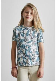 Camiseta Masculina Infantil Mini Pf Liberty Tree Reserva Mini - Masculino